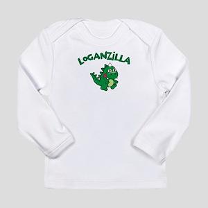 Loganzilla Long Sleeve Infant T-Shirt