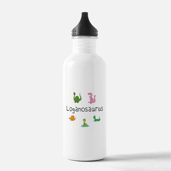 Loganosaurus Water Bottle