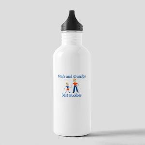 Noah & Grandpa - Best Buddies Stainless Water