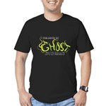I Believe in Ghost Stories Men's Fitted T-Shirt (d