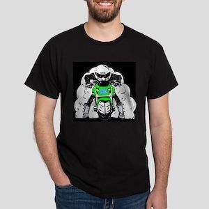 ZRX Burn Out Green Dark T-Shirt
