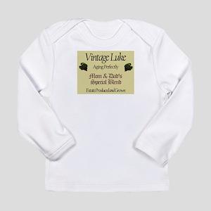 Vintage Luke Long Sleeve Infant T-Shirt