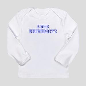 Luke University Long Sleeve Infant T-Shirt