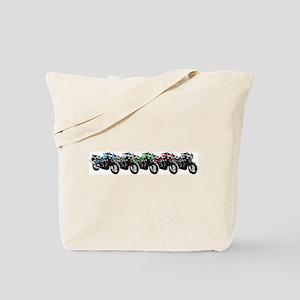 ZRX Colors Tote Bag