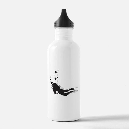 Scuba Diving Water Bottle