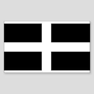 cornish-flag Sticker