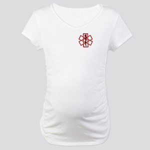 Type 1 Diabetic Maternity T-Shirt