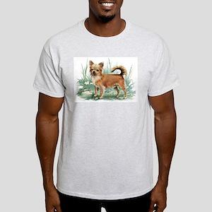 Chihuahua Ash Grey T-Shirt