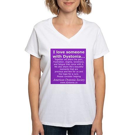 DystoniaTShirt7 T-Shirt
