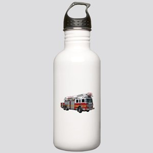 Firetruck Design Stainless Water Bottle 1.0L