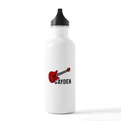 Guitar - Cayden Water Bottle