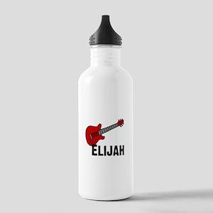 Guitar - Elijah Stainless Water Bottle 1.0L