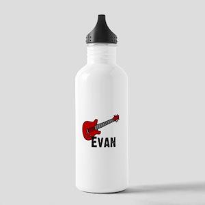 Guitar - Evan Stainless Water Bottle 1.0L