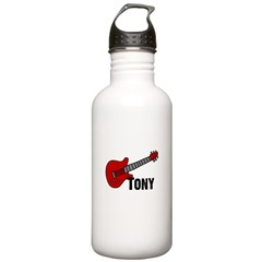 Guitar - Tony Water Bottle