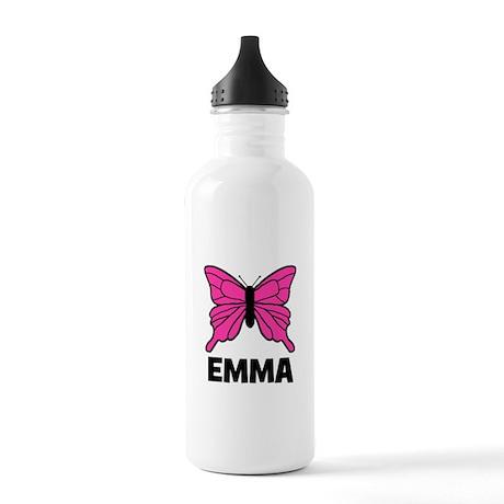 Butterfly - Emma Stainless Water Bottle 1.0L