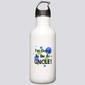Going To Be Uncle! Stainless Water Bottle 1.0L