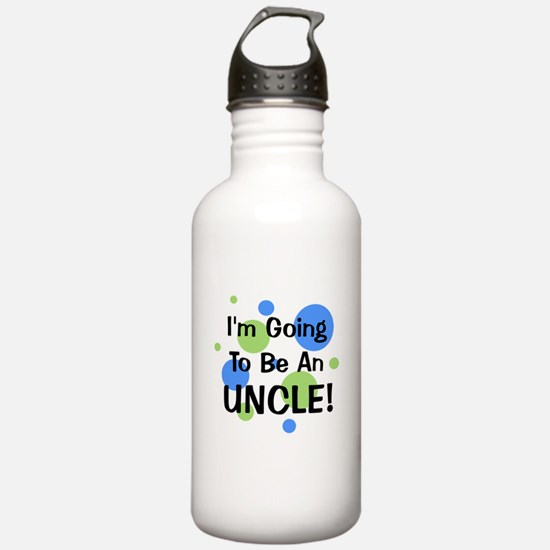 Going To Be Uncle! Water Bottle