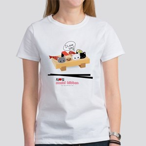 sushi kitten Women's T-Shirt