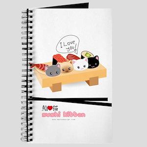 sushi kitten Journal
