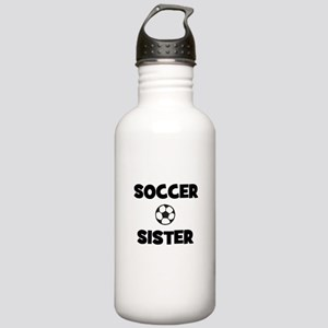 Soccer Sister Stainless Water Bottle 1.0L
