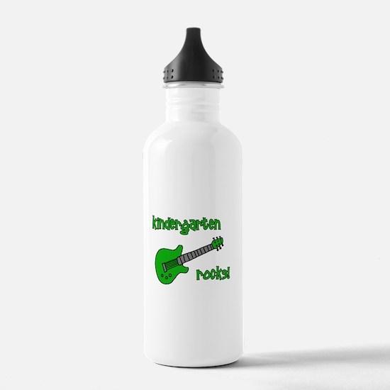 Kindergarten Rocks! (with Gui Water Bottle
