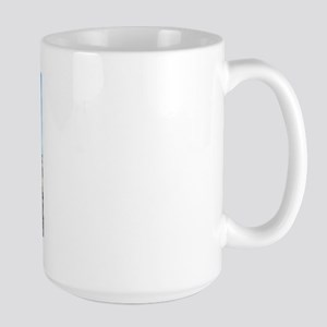 Twin Towers Large Mug