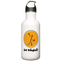 Got Volleyball Water Bottle