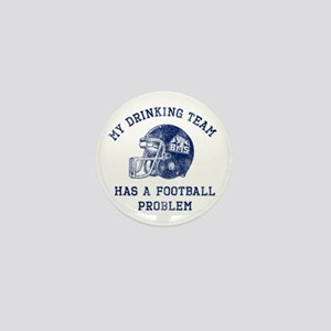 Blue Mountain State Drinking Team Mini Button