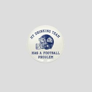 Blue Mountain State Drinking Team Mini Button