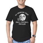 Blue Mountain State Drinking Team Men's Fitted T-S
