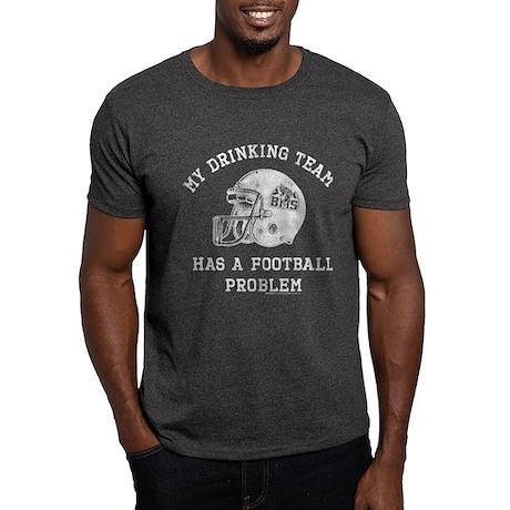 Blue Mountain State Drinking Team Dark T-Shirt