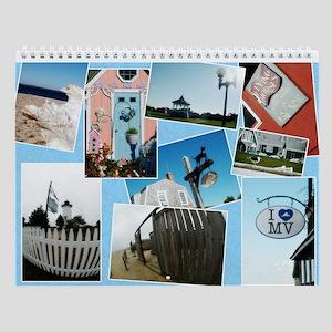 MVI Color Photo Calendar Wall Calendar
