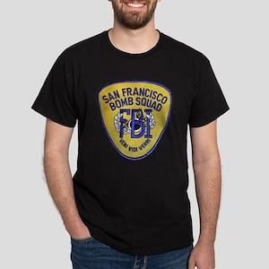 FBI EOD San Francisco Dark T-Shirt
