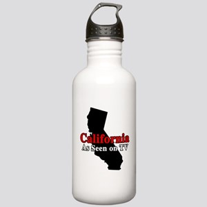 California Motto Stainless Water Bottle 1.0L