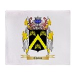 Chalon Arctic Fleece Throw Blanket