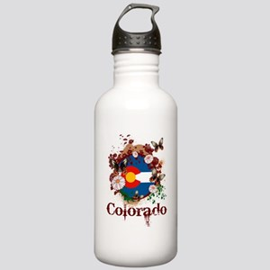 Butterfly Colorado Stainless Water Bottle 1.0L
