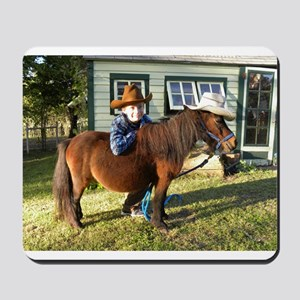 4-H Cowboy Mousepad