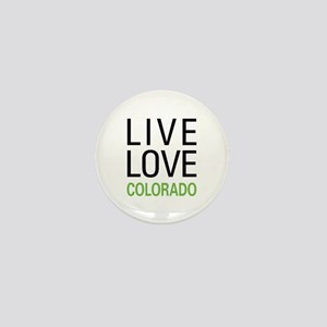 Live Love Colorado Mini Button