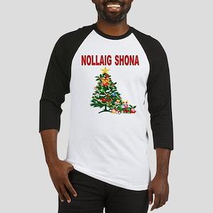 Irish Christmas Baseball Jersey