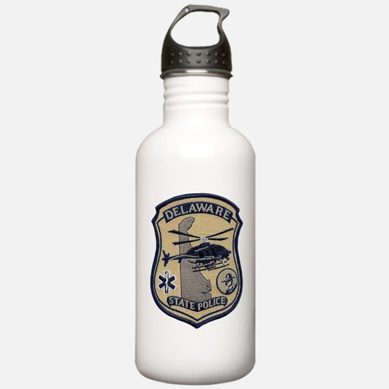 Delaware State Police Aviatio Water Bottle