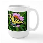 Tiger Swallowtail Large Mug