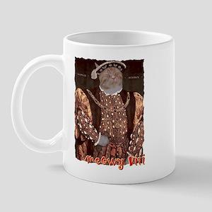 Cat HENRY VIII Mug