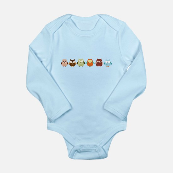 Cute Hoot Onesie Romper Suit