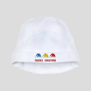 Trekkie Christmas baby hat