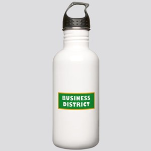 Business District Stainless Water Bottle 1.0L