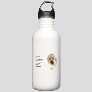 Labradoodle Love 1 Stainless Water Bottle 1.0L