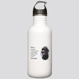 Labradoodle Gifts Stainless Water Bottle 1.0L