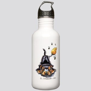 Bee Yorkie Lover Stainless Water Bottle 1.0L