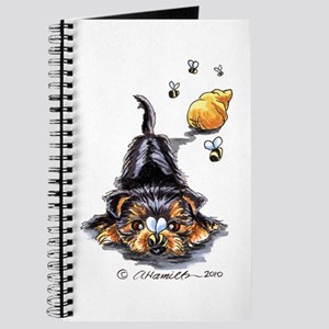 Bee Yorkie Lover Journal