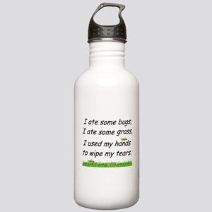 I ate some bugs Stainless Water Bottle 1.0L